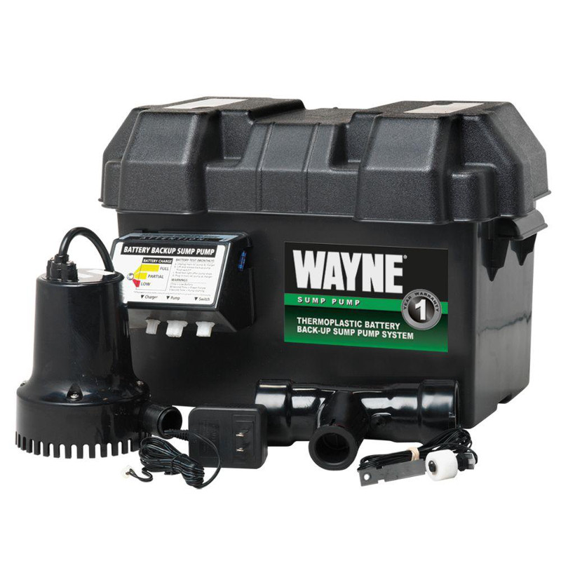 Wayne Battery Backup Sump Pump